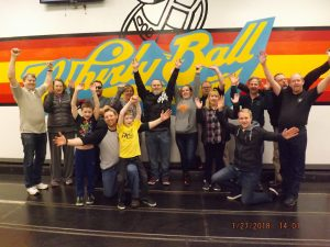 ZCCW Whirly Ball @ Whirley Ball Center